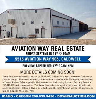 Aviation Way Real Estate