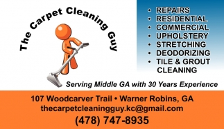 Serving Middle GA with 30 years experience
