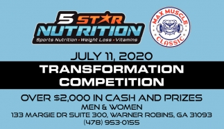 Transformation Competition