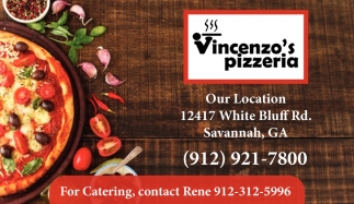 Pizza for Southside Savannah