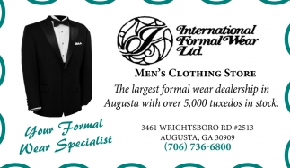 Your Format Wear Specialist