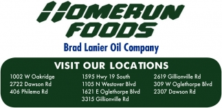 Visit Our Locations