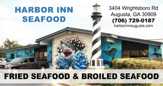 Fried Seafood & Broiled Seafood