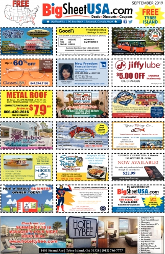 Discounts Coupons Deals