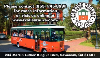 See The Best First with Old Town Trolley