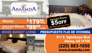 Jacuzzi Room $5off