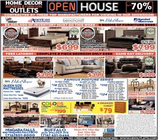 Open House Home Decor Outlets Buffalo Ny