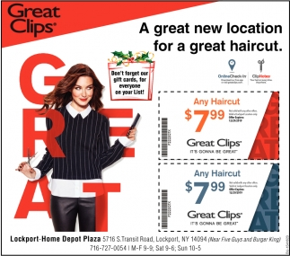 A Great New Location For A Great Haircut.