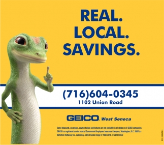 Real. Local. Savings.