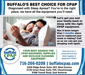 Your Best Source For CPAP Machins, Supplies And So Clean Cleaning Equipment