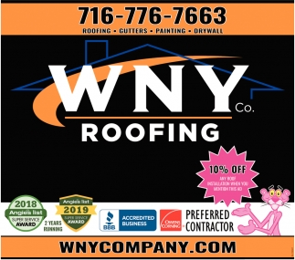 Roofing - Gutters - Painting - Drywall