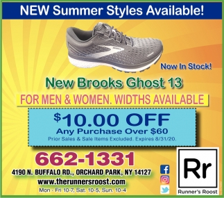New Summer Styles Available!