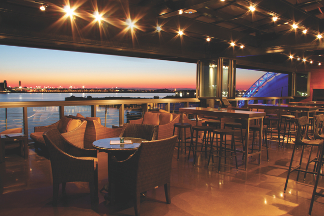 Dine Out Ten Patios In The Hub Events Sights