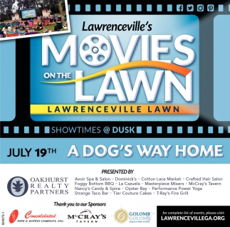 Movies on the Lawn