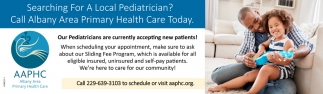 Searching for a Local Pediatrician?