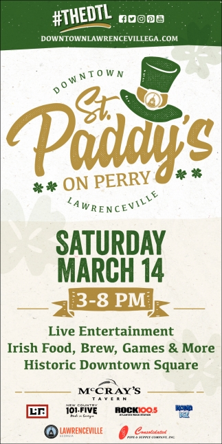 St. Paddy's on Perry