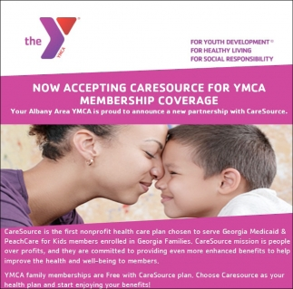 Nw Accepting Caresource for YMCA