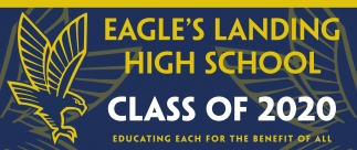 Eagle's Landing High School Class of 2020