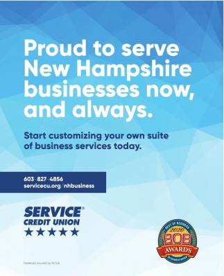 Proud to Serve New Hampshire Businesses