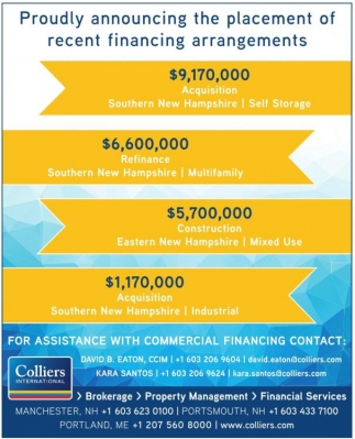 Recent Financing Arrangements