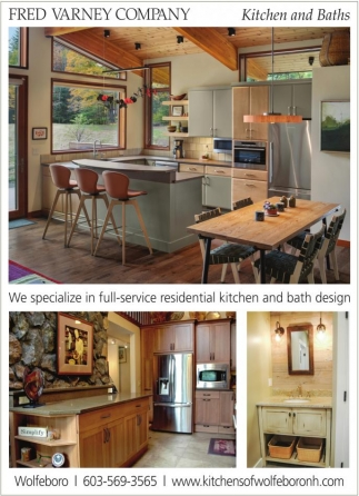 Kitchen and Baths