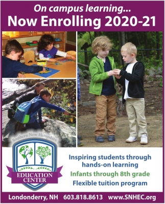 Now Enrolling 2020-21