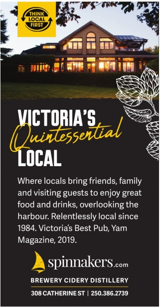 Victoria's Quintessential Local