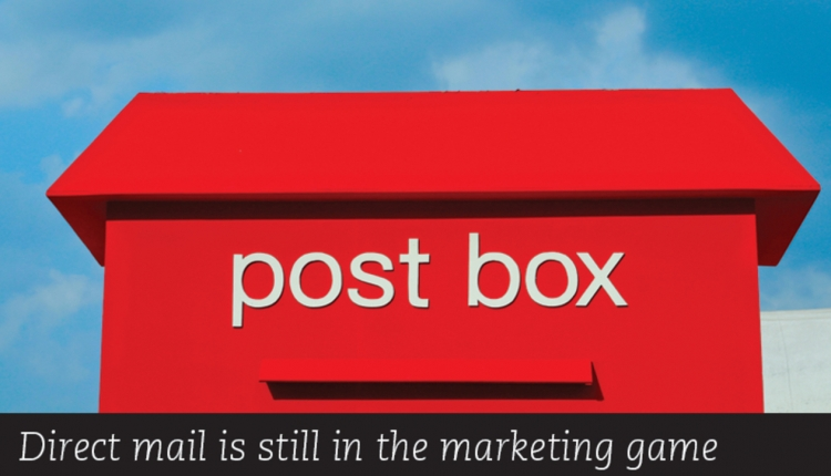 Direct Mail Is Still In the Game_DOCUMENT Strategy