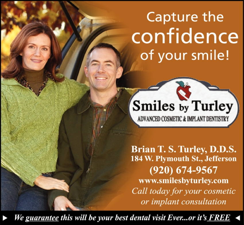Capture the Confidence of Your Smile!