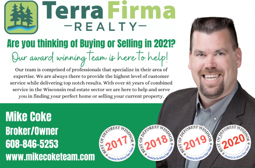 Are You Thinking of Buying or Selling in 2021?