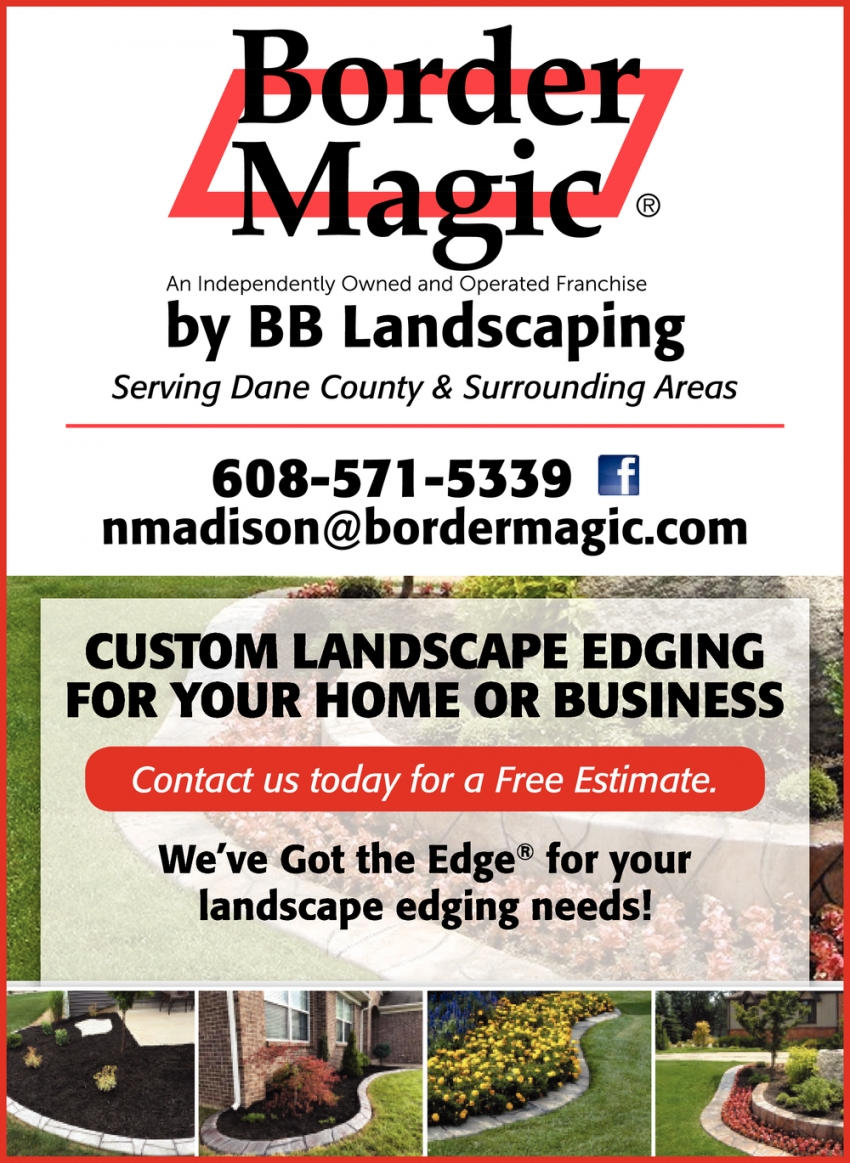 Custom Landscape Edging for Your Home or Business