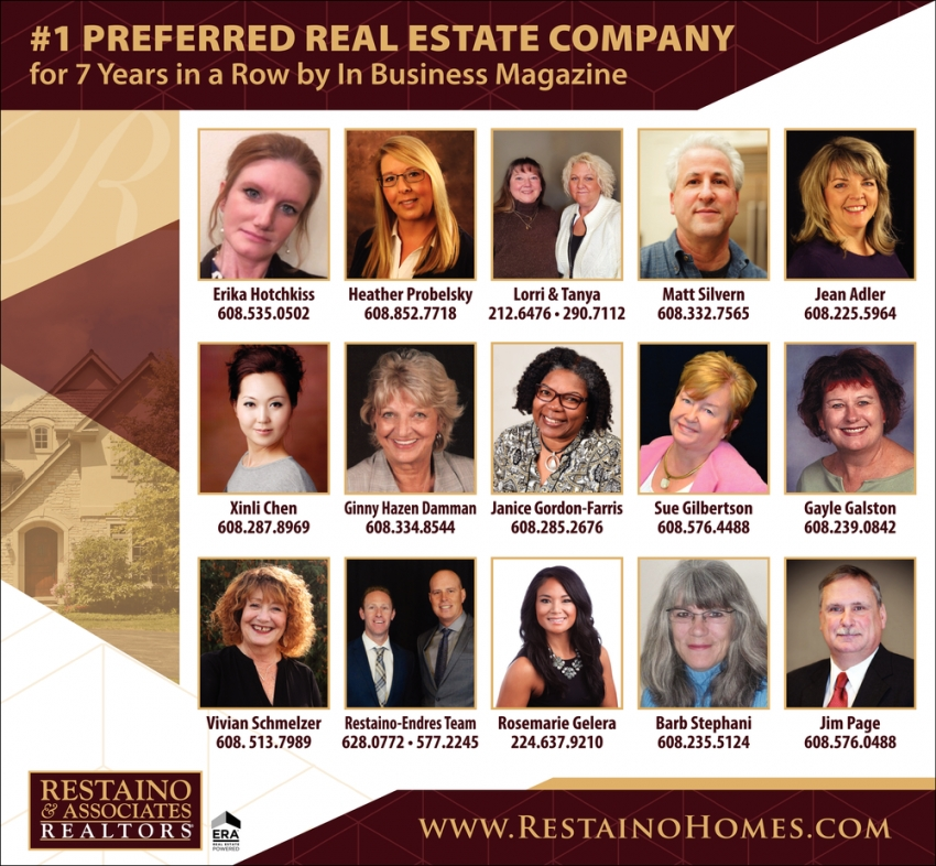#1 Preferred Real Estate Company