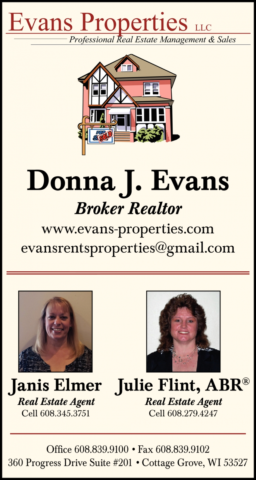 Professional Real Estate Management & Sales
