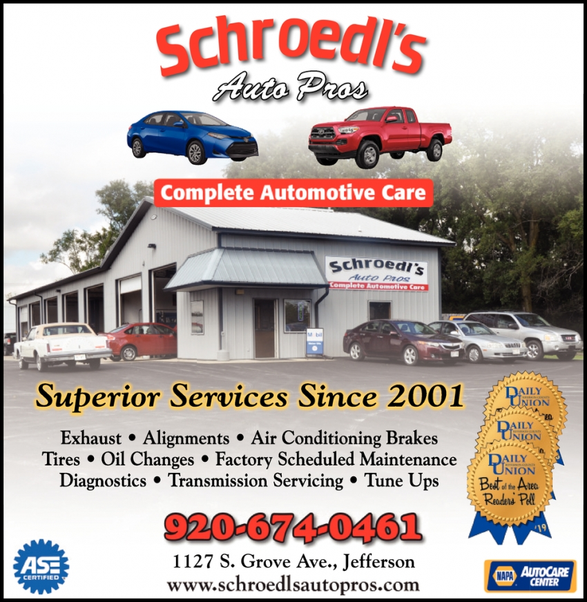Superior Services Since 2001
