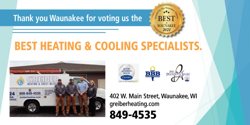Best Heating & Cooling Specialists