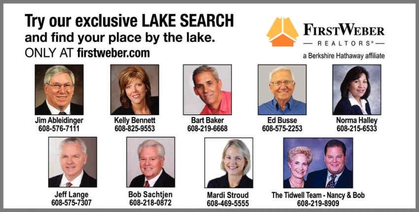 Try Our Exclusive Lake Search and Find Your Place by the Lake