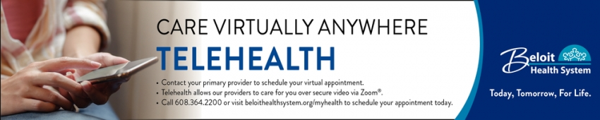 Care Virtually Anywhere Telehealth