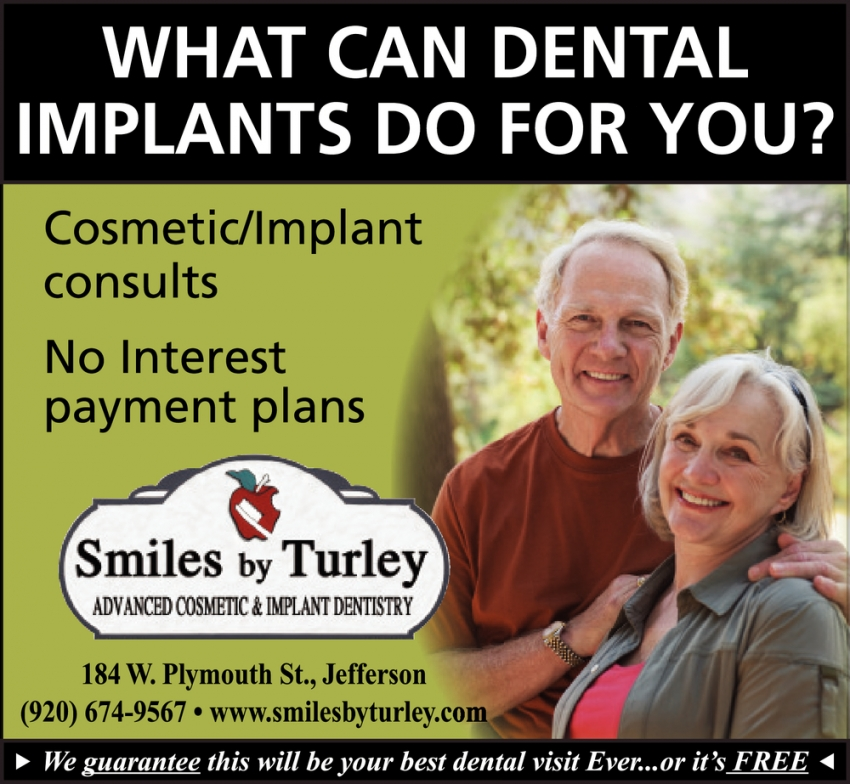 What Can Dental Implants Do for You?