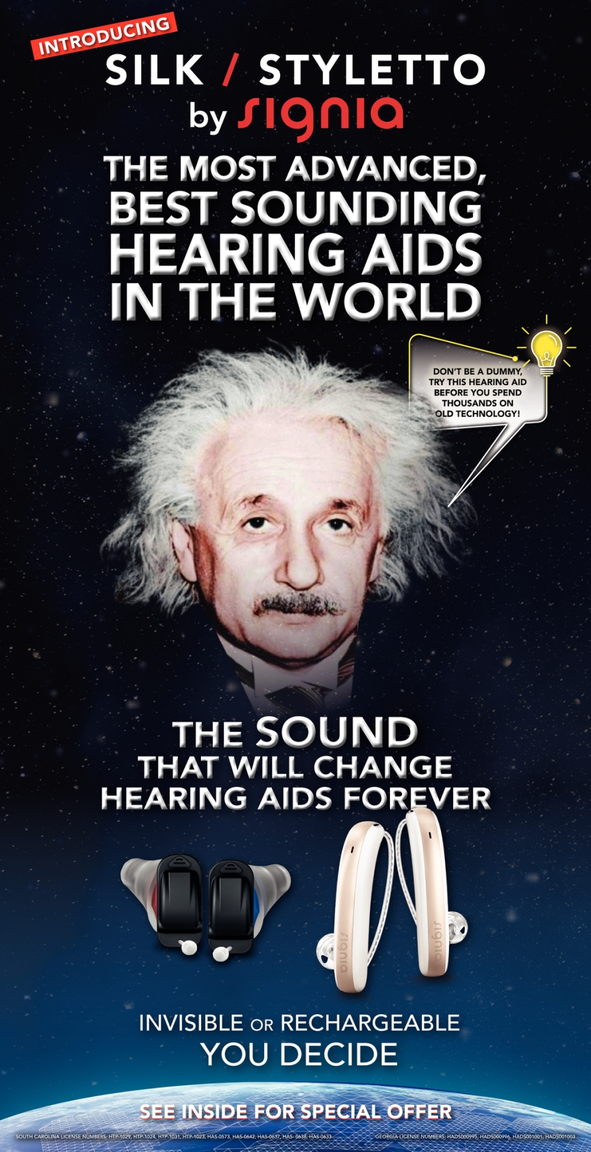 The Sound that Will Change Hearing Aids Forever
