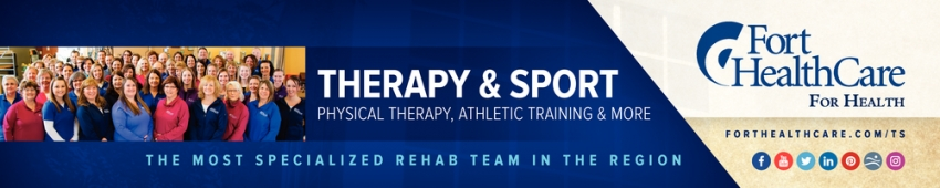Therapy & Sport