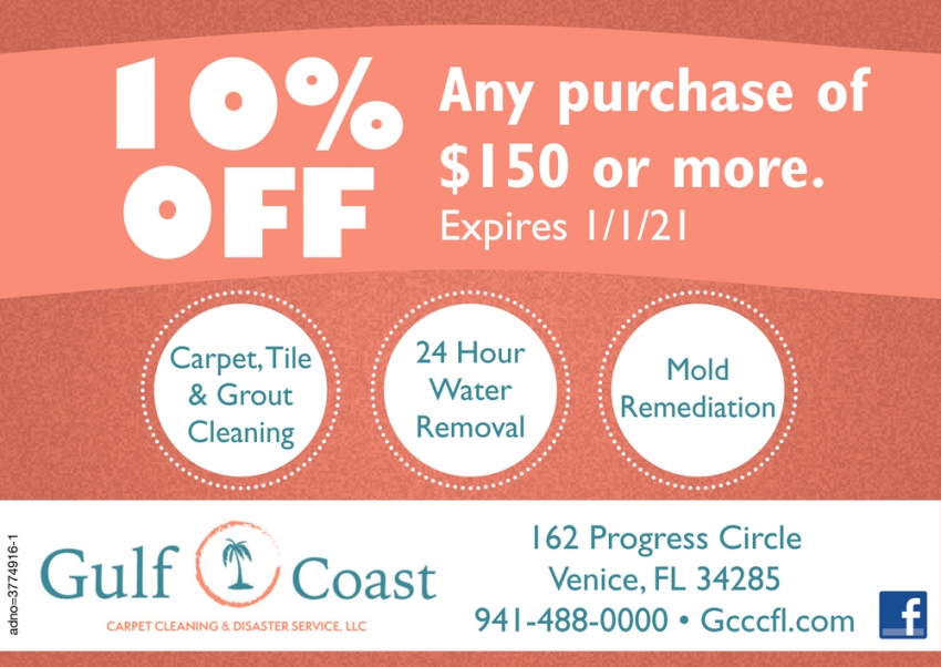 Carpet Tile Grout Cleaning Gulf Coast
