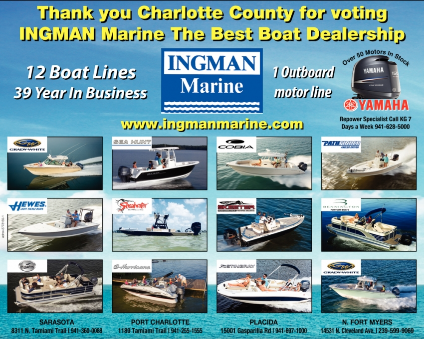 12 Boat Lines