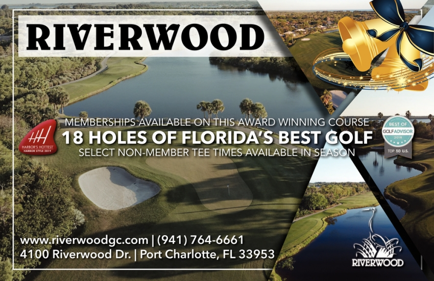 18 Holes of Florida's Best Golf