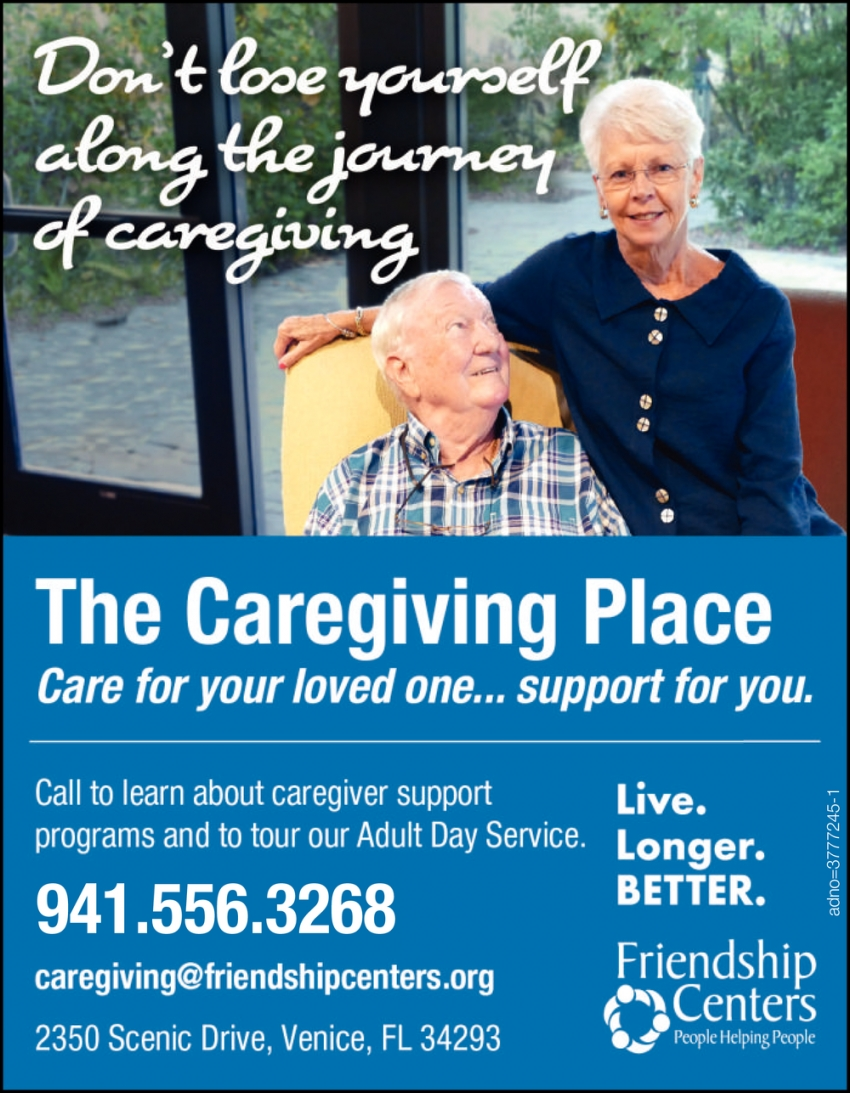 The Caregiving Place