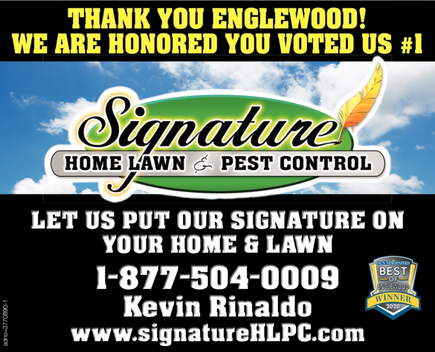 Home Lawn & Pest Control