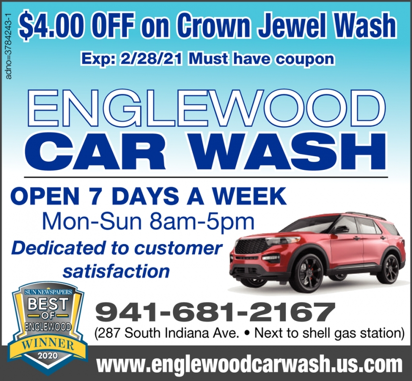 $4.00 OFF On Crown Jewel Wash
