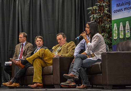 Canadian Dairy Xpo panel