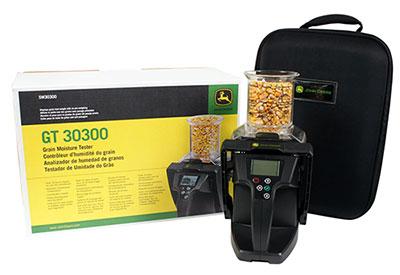 Deere moisture tester photo