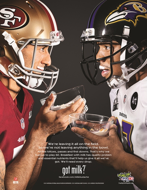 Super Bowl Ad with Colin Kaepernick and Ray Rice