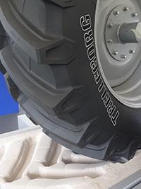 Trelleborg tire